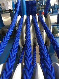 厂家现货供应丙纶复丝八股绳