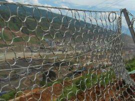 边坡被动防护栏 被动防护网厂家