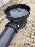 塑料检查井配件-异径接头-塑料检查井配件
