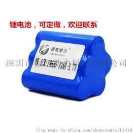 锂离子电池组可定制超高容量电池户外LED照明