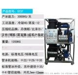 思诺威尔3吨管冰制冰机,应用于食用保鲜降温冷却!