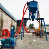 通畅定制粉煤灰装车机 自吸式抽灰机 水泥负压输送机