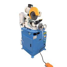 NC315手动切管机送料手动切割钢管金属切管机