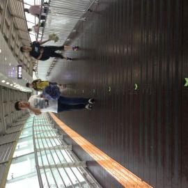 景德镇赣州新余户外木塑地板护栏