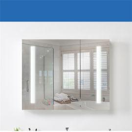 酒店卫浴柜厂家直销 智能镜柜防雾蓝牙 带灯浴室柜