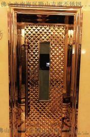 佛山吉南不锈钢门厂制造不锈钢ktv门