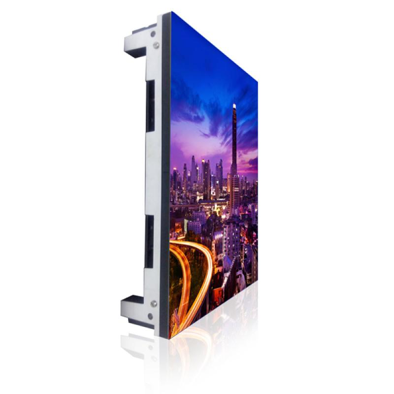 低亮高灰P1.8电子屏,小间距4K会议室LED大屏