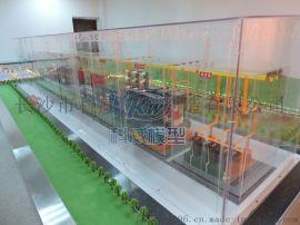 郑州供电局大型输变电工程模型、变电站仿真模型