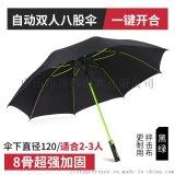 頂峯廣告傘定製-源頭廠家-男士長柄全自動雨傘