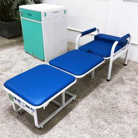 陪护椅医护床共享智能扫码病房可充电陪护床医院折叠床