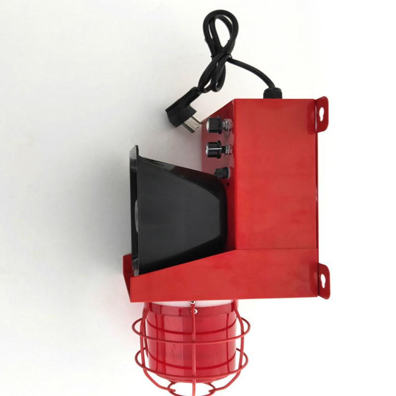 JDW400/矿用卧式工业报**器/防水报**器用法
