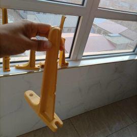 输电工程电缆支架玻璃钢预埋式电缆托架