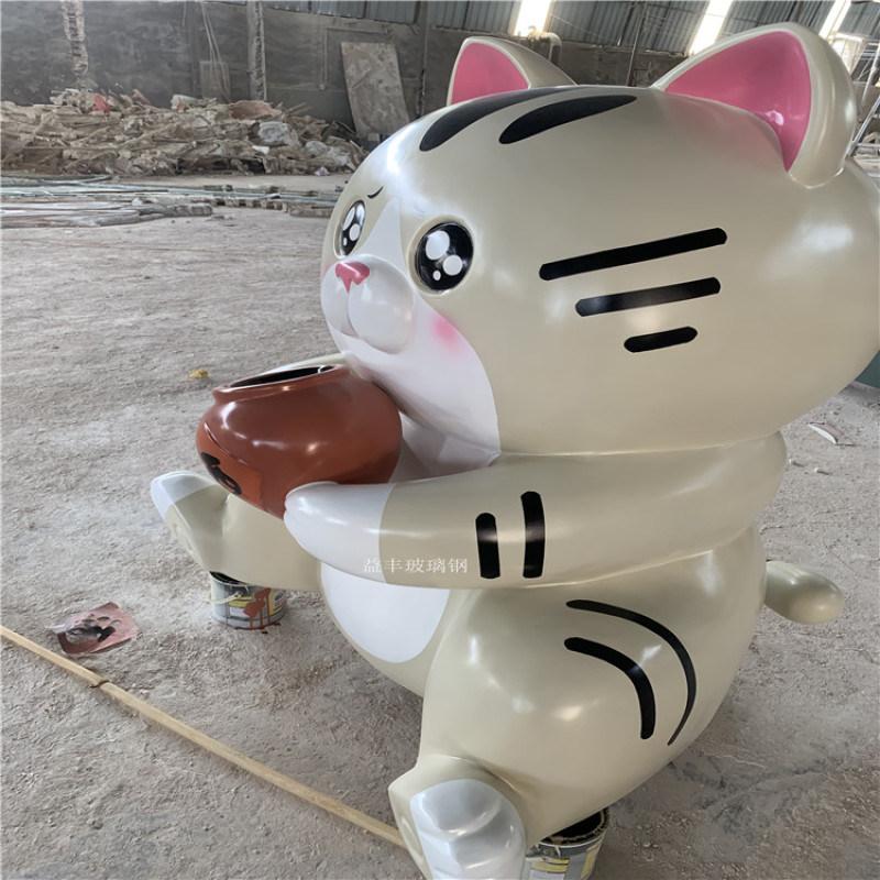 公仔卡通雕塑工艺品 全国销售