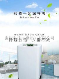 家用负离子空气净化器定制OEM外贸