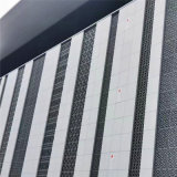 电器城外墙雕花铝单板 五金城雕花铝单板幕墙