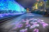 戶外防水大功率led投影燈 舞臺燈光