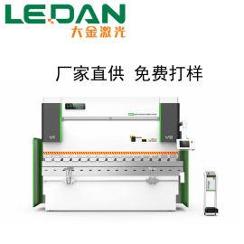 大金鐳射WL-67K油電混合100T數控折彎機