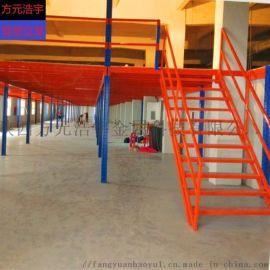 仓库阁楼家用加厚置物架展示储物多层收纳