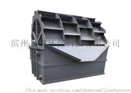 水槽式洗砂机  大型洗砂机 轮斗式洗砂机