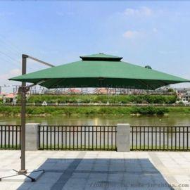台盖棚铝编架伞 桂林遮阳挡雨家具 凭祥多能帆布伞