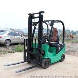 厂家捷克 新款电动叉车 1吨小型环保叉车