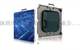 室内全彩高清压铸铝p1.923小间距LED显示屏