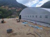 延安包塑椭圆管养殖温室