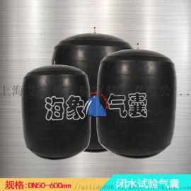 DN110樓房閉水實驗橡膠閉水氣囊閉水堵