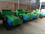 聖隆自走式履帶田園管理機,多功能果園旋耕施肥機