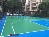 海南海口籃球場地面施工及球場材料廠家