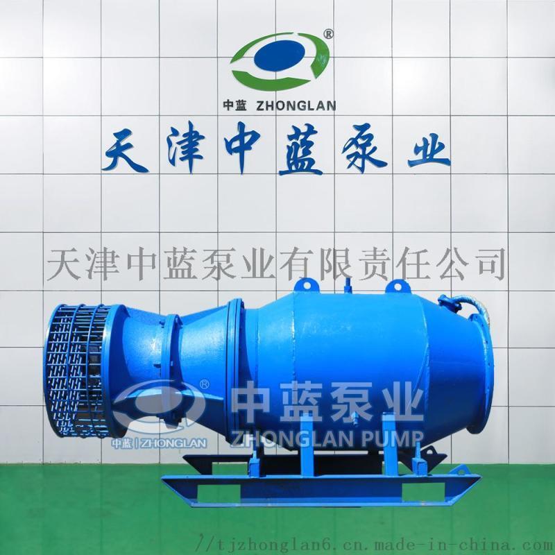 900QZ-85   雪橇式轴流泵