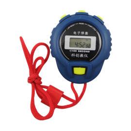 时霸手表工厂供应新款多功能运动塑胶电子秒表