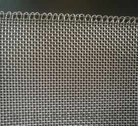 现货裹边不锈钢丝网,裹边不锈钢网,304不锈钢丝网