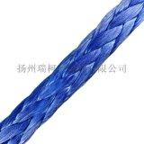 高端化纖繫泊纜繩高分子聚乙烯繩、拖輪用拖纜