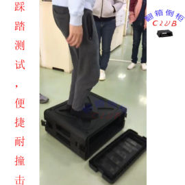 厂家直销  专业音响功放机箱 锐鹰塑料航空箱