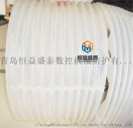 机床设备中心丝杠圆形防护罩