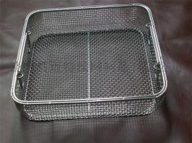 304醫用消毒筐, 器械消毒籃,不鏽鋼物料籃筐
