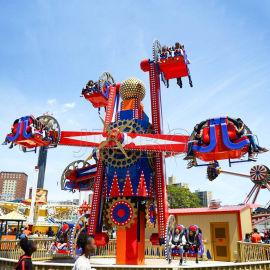 景区新型游乐场设施大型公园游乐设备金博新品环游世界