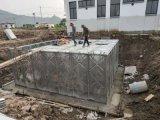 焦作22*10*3SW大模块地埋式消泵站交付使用