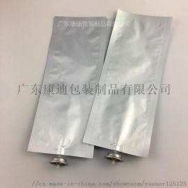 铝箔三边封带泵头气体软包装袋复合塑料袋生产厂家