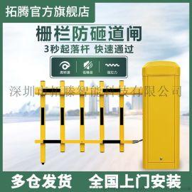 拓腾车牌识别系统停车场道闸小区电动栅栏杆门禁管理