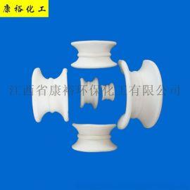 供應陶瓷散堆填料 洗滌塔再生塔填料陶瓷矩鞍環