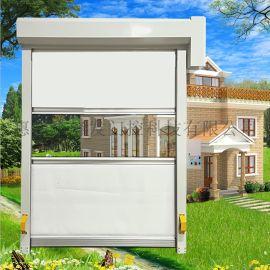 深圳PVC自动快速卷帘门不锈钢电动门