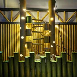 40直径竹纹铝圆管 30竹纹型材管 50铝竹纹管