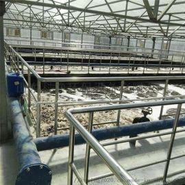 大型污水处理设备 BAF生物曝气池废水处理设备
