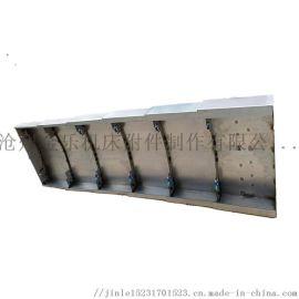 常州龙门加工中心钢板防护罩加工定制