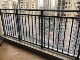 供应广特锌钢护栏 阳台护栏