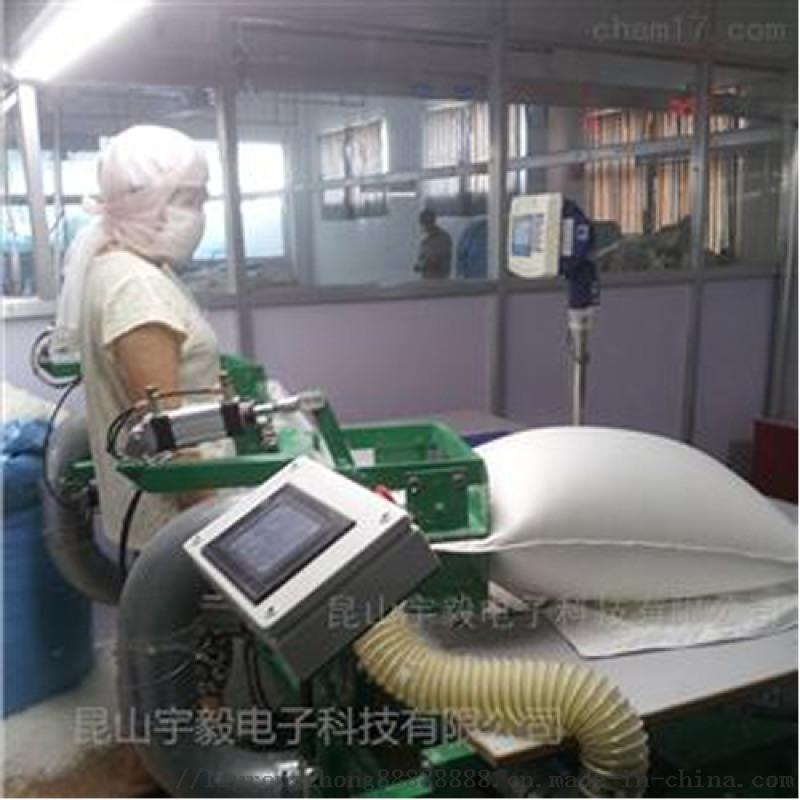 棉绒一体机;全自动充绒机