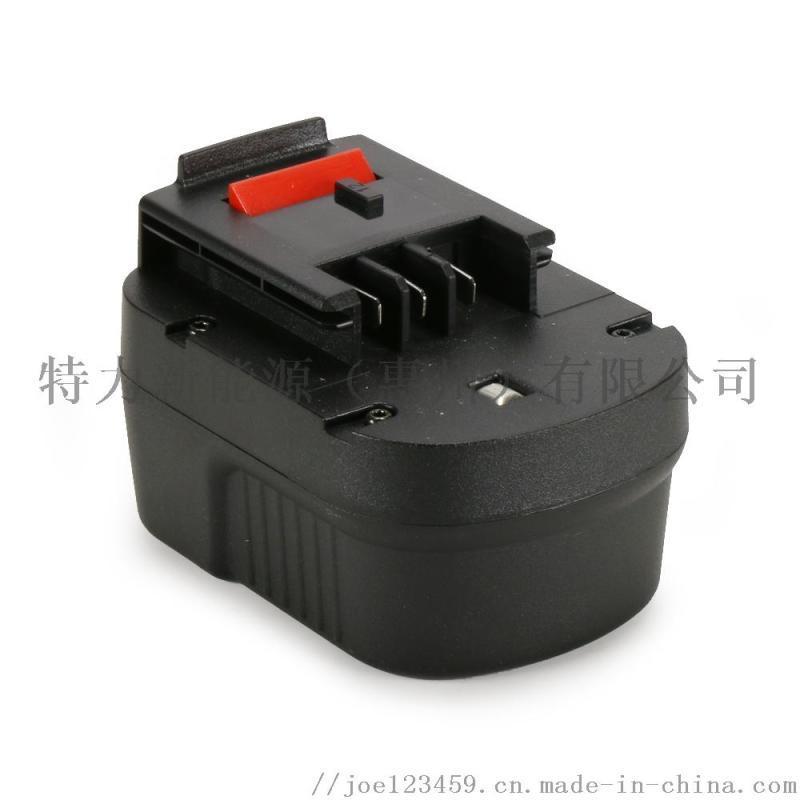 百得12V3.0Ah電動工具電池無繩剪鉗電池