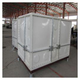 霈凯 玻璃钢水箱 隐蔽式净化水箱质量保证